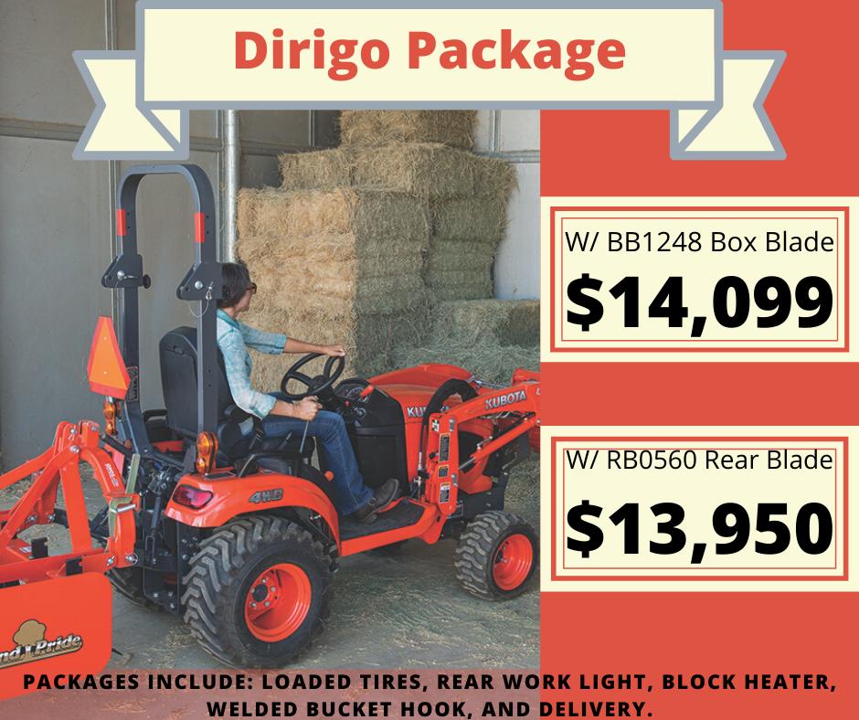 BX2380 Dirigo Package