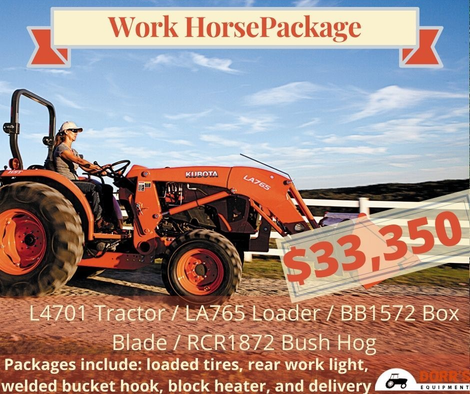 Work Horse Package 15