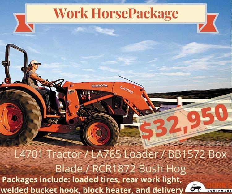 Work Horse Package