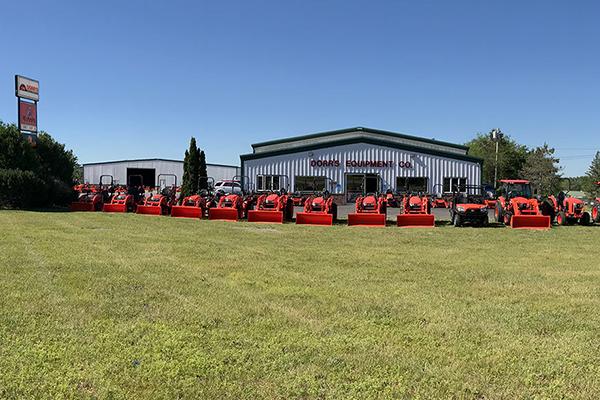 Dorr's Equipment | Kubota Dealer in Bangor, ME
